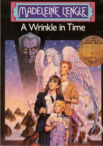 A Wrinkle in Time - Jody Lee cover art