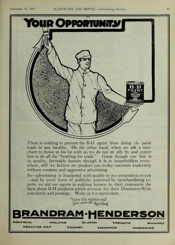 Hardware merchandising September-December 1919