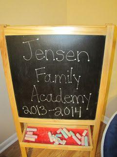Jensen Family Circus: A Peek Inside Jensen Family Academy