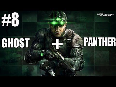 Splinter Cell Blacklist Ghost Panther Full Walkthrough Youtube