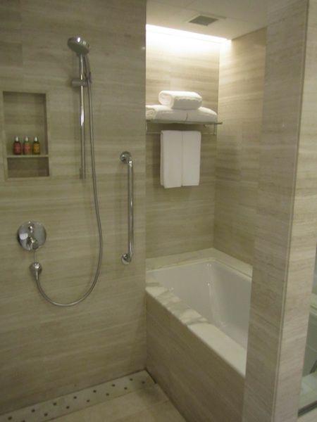 Pinterest the world s catalog of ideas - Deep soaking tub for small bathroom ...