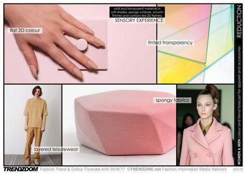 TrendZoom: Fashion Trend & Colour Forecast AW 2016/17 - Tendências (#536404)