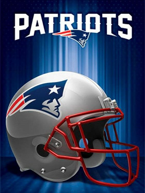 Full Square Diamond Painting Cross Stitch Drill 5d Kit New England Patriots Kokoer Eu New England Patriots Helmet New England Patriots Logo Patriots Football