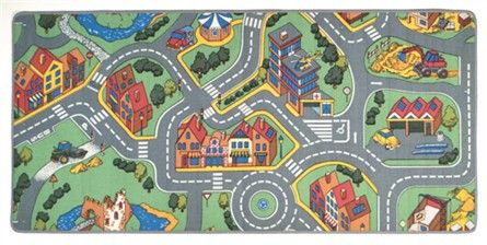 My Neighborhood Play Carpet. Kayla I want this! Except the one we had when we were little instead lol :P My future living room will be carpeted in towns lol XD btw you forgot to log out when you used my comp last XD