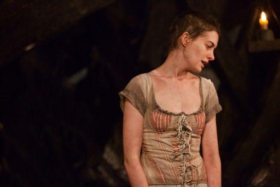Les Mis (2012) | Anne Hathaway (Fantine) in Les Misérables.