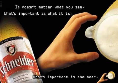 #beer #schneider #ad #Drinksquare #spotted