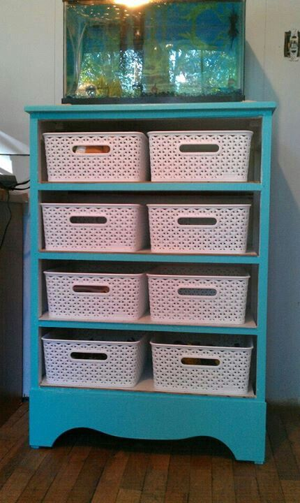 Repurposed Falling Apart And Dressers On Pinterest