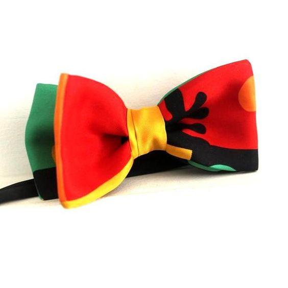 Fliege,Herrenfliege,Männerfliege,Popart,farbenfroh von SWEET-MAGNOLIA der Shop mit Fliegen und Einstecktüchern,Krawatten,Hosenträgern,Schals noch vielen schönen  Accessoires für Damen und Herren. Einfach mal stöbern.... auf DaWanda.com