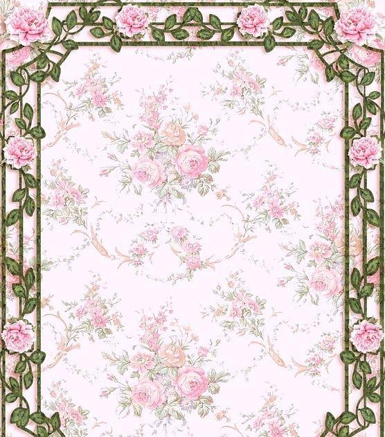13 Gambar Vintage Flower Frame Vintage Shabby Chic Free Image On Pixabay Download Rose Paper Collage Free Image On Pixabay Dow Di 2020 Cantik Asri Gambar Shabby