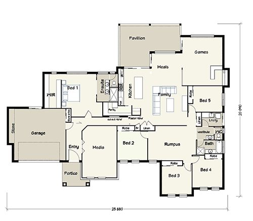 Hibiscus Acreage House Plans Free Custom House Plans Prices From Building Buddy Http Www Buildingbuddy Com Au Home Designs Main Acreage House