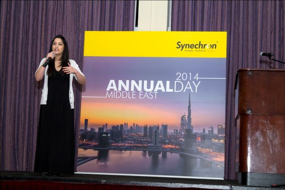 Synechron Annual Day 2014 - Middle East