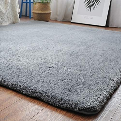 Usa Rug Simple Thickening Bedroom Carpet Home Living Room Floor Decoration Bedside Anti Slip Mat Size Living Room Flooring Bedroom Carpet Rugs In Living Room