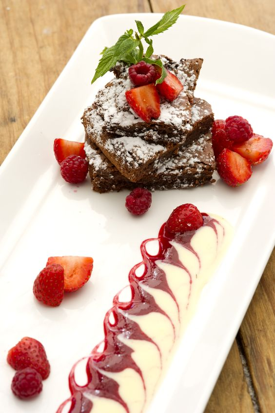 Madame Zingara's Chocolate Brownies | Zingara's Gourmet ...