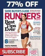 Run less, Run Faster Marathon plan