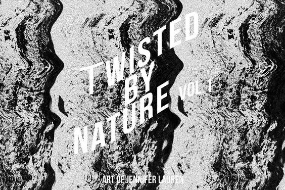 Twisted by Nature Vol 1 by Jennifer Lauren on @creativemarket