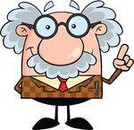 Nutty Professor Clip Art   Cliparts et Illustrations sur Prof