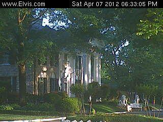 Graceland live webcam