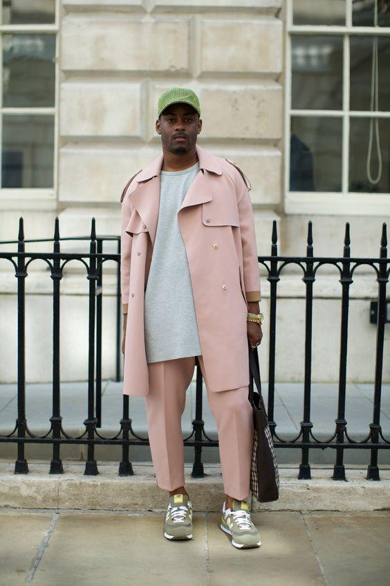 ピンクに合う色を知ってメンズコーデを格上げ|お手本コーデ&アイテム集
