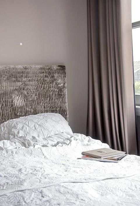 BOISERIE & C.: GRIGIO: Elegante per pareti e pavimenti  ⌂ Bedroom ...