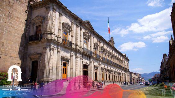 #Morelia la capital de #Michoacán es conocida por sus edificios históricos bien preservados, sus paisajes y millones de mariposas que llegan desde #Canada durante el invierno, ven y quédate con nosotros! #SéBienvenidoAquí