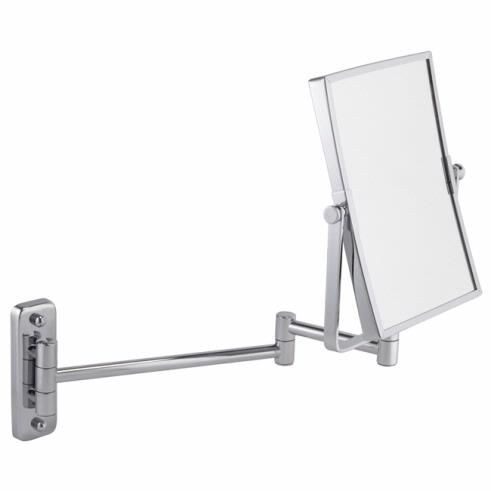 3x Magnification Extendable Wall Mounted Mirror