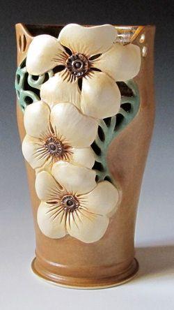 Maid of Clay - Vase