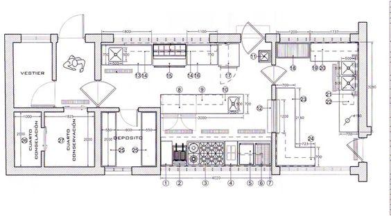 Planos De Cocinas De Restaurantes 3d Buscar Con Google Diseño De Cocina De Restaurante Planos De Cocinas Cocinas De Restaurantes