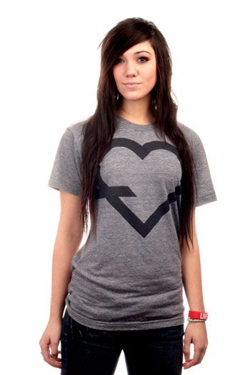 {Simple tee} from Free Clothing Co