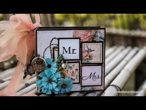 """Avec Toi"" Wedding mini album feat. Prima Something Blue collection - YouTube"