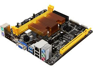 BIOSTAR A68N-5000 AMD A4-5000 Quad-Core APU Mini ITX Motherboard/CPU/VGA Combo