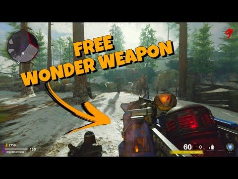 How To Get The Wonder Weapon For Free In Die Machine Black Ops Cold War Zombies Youtube Black Ops Zombie Youtube Cold War