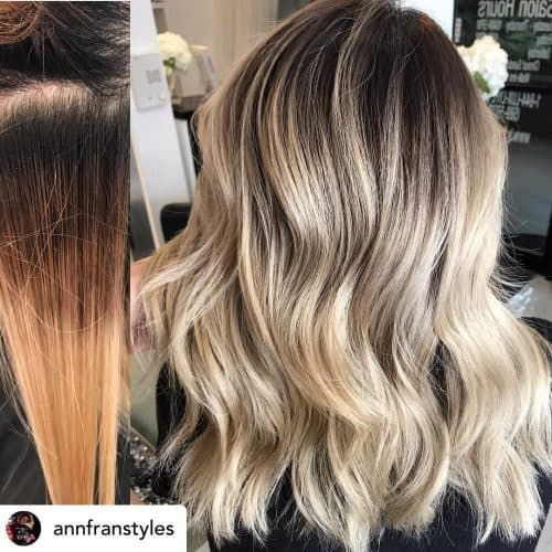 What Is Color Melting Everything You Need To Know About It In 2020 Color Melting Hair Types Of Hair Color Hair Color Techniques