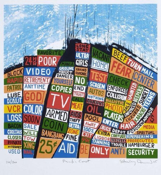 Hail to the Thief (Radiohead album) cover