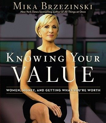 Personal Brand Book Reviews: Knowing Your Value by Wendy Mantel