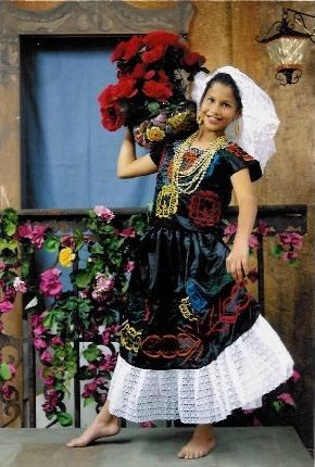 Tehuana - Oaxaca