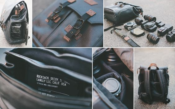 Langly Decoy Camera Backpack Review // Nicole Mason Photography | http://nicolelynnmason.com