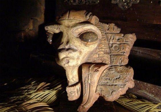 """""""Et si l'Egypte antique avait été en contact avec les extraterrestres ?"""""""