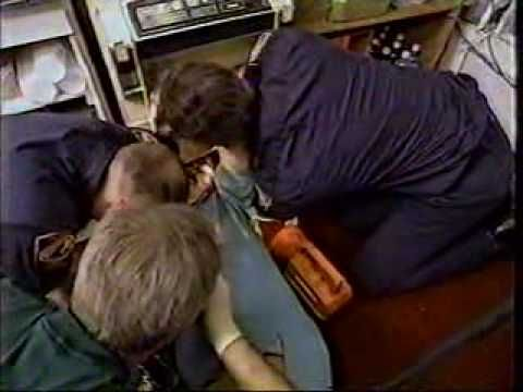 RESCUE 911 EPISODE 631 HAND STUCK IN SAFE