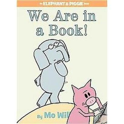 Seriously, one of the FUNNIEST books I have ever read.  If you have kids, you will LOVE this book.  It's writen by Mo Willems, the same author who wrote Don't Let the Pigeon Drive the Bus