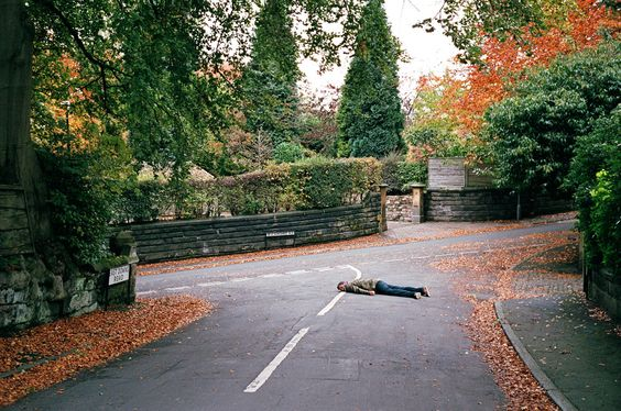 Dead in Manchester - his series on being dead...all over the world