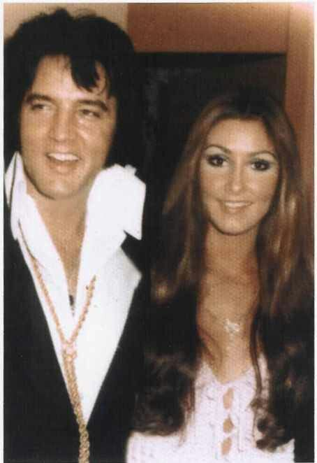 Elvis and Linda