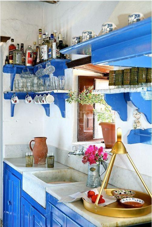 ديكور مطبخ بسيط ديكورات بسيطة و انيقة للمطابخ ترتيب المطبخ In 2020 Tablett Dekor Kuche Blau Dekor