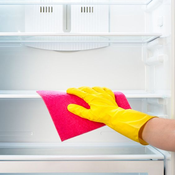 keep refrigerator clean