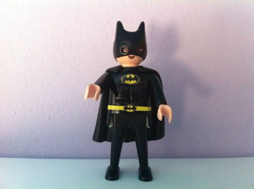 Custom batman playmobil what do you think of our - Batman playmobil ...