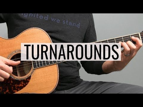 4 Types Of Blues Turnarounds You Should Know Youtube Guitar Guitar Lessons Songs Learn Acoustic Guitar