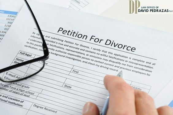 What Does It Mean to Serve Divorce Papers? Law Office of David - divorce agreement