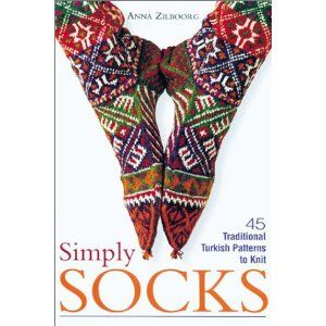 @Mrs. T If you buy me this book, I'll make you these socks. :)