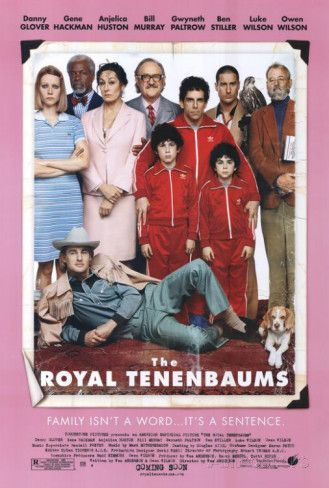 The Royal Tenenbaums Posters at AllPosters.com