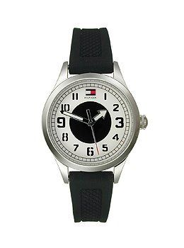 Tommy Hilfiger Synthetic White Dial Women's Watch