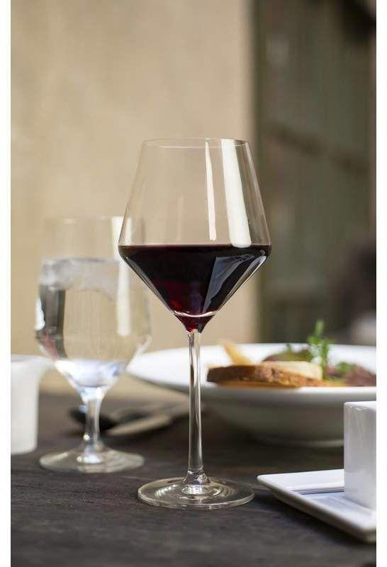 Pure 23 Oz Crystal Red Wine Glass Burgundy Wine Glasses Red Wine Glasses Best Red Wine